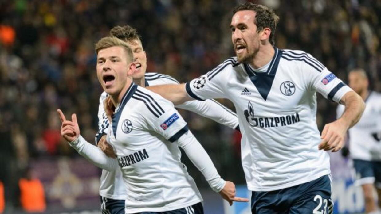 El club alemán eliminó al Sporting de Lisboa con su triunfo en Eslovenia.