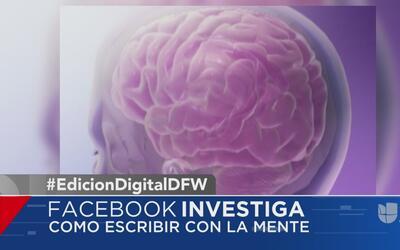 Facebook investiga cómo escribir con la mente