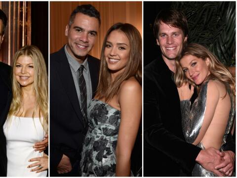 Celebridades que se casaron con sus fans