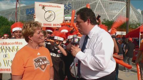 ¿Cuánto sabes del Houston Dynamo?