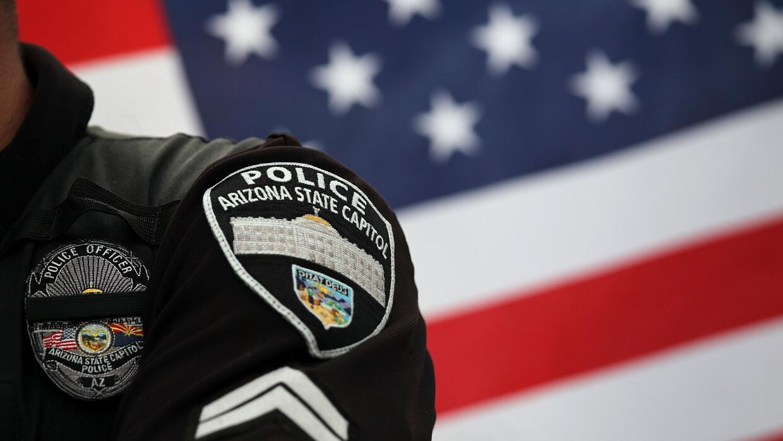 Policía de Arizona