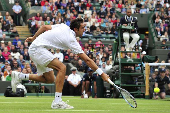 Murray mantiene así su superioridad en los duelos directos con Cilic (fo...