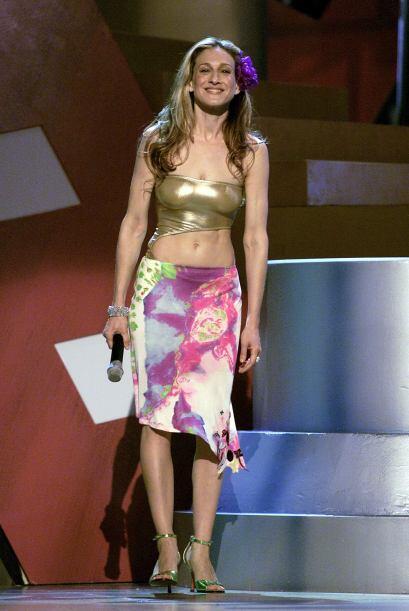 Aunque debemos recalcar que esta actriz también tiene un gran lado sensu...