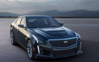 """Dicho por la propia marca, es """"lo más radical que podía crear Cadillac"""",..."""