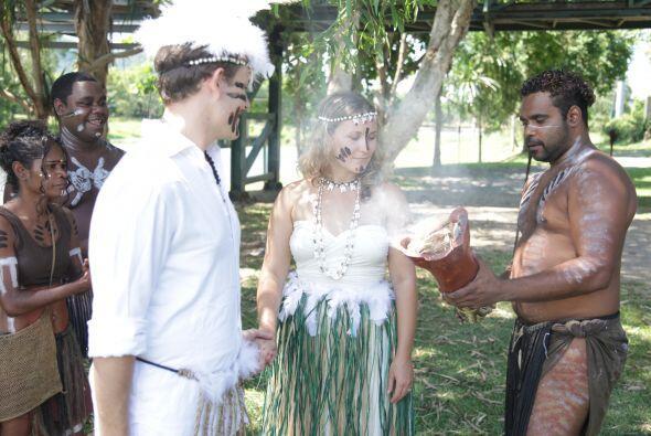 Los ritos de las bodas también son un campo para explotar la exce...
