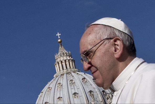 En apenas una semana, el pontífice se ha convertido en el inspira...