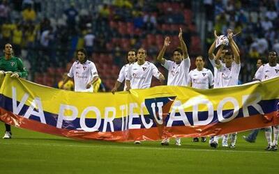 Liga Deportiva Universitaria de Quito es un club con sede en la ciudad d...