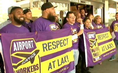 Trabajadores ganan demanda contra Gate Gourmet por cláusula que les proh...