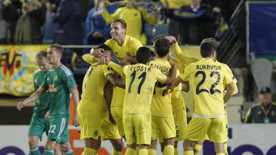 Villarreal vs. Rápid Viena