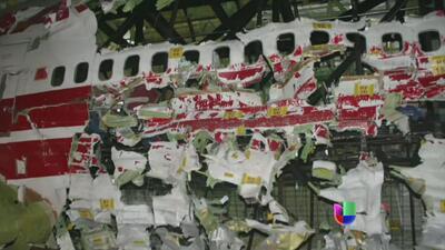 Nuevos testimonios en caída del vuelo 800 de la empresa TWA