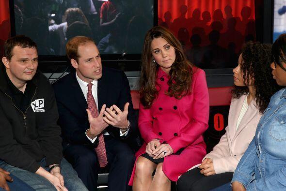 Y así, dio a luz a la primera princesa que ha tenido Inglaterra e...