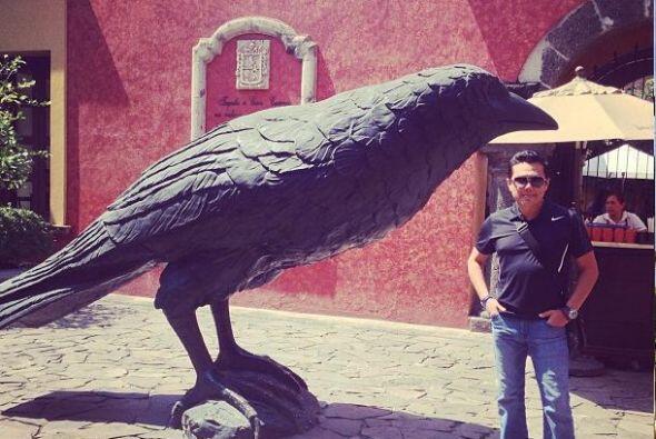La visita por José Cuervo no podía faltar, para probar un...