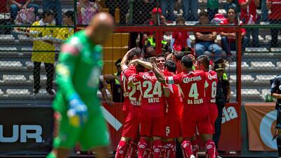 Toluca 3-0 Pachuca: Toluca y Velázquez se enrachan en victoria sobre Tuzos