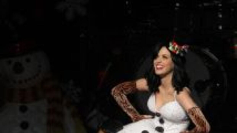 La cantante ha tenido varias presentaciones especiales con motivo de las...