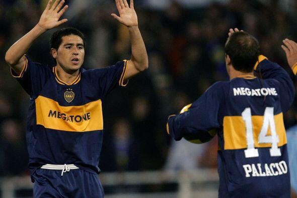 Por si esto fuera poco el club argentino le ganó el duelo de la C...