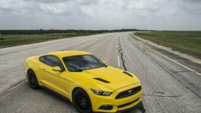 Hennessey HPE750 Ford Mustang 2015