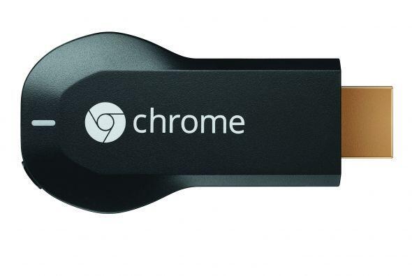Si quieres sorprender a papá regálale un Google Chromecast...