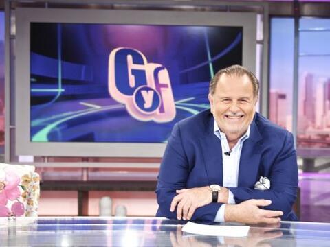 El famoso presentador del Gordo y la Flaca, Raúl De Molina, ha lu...