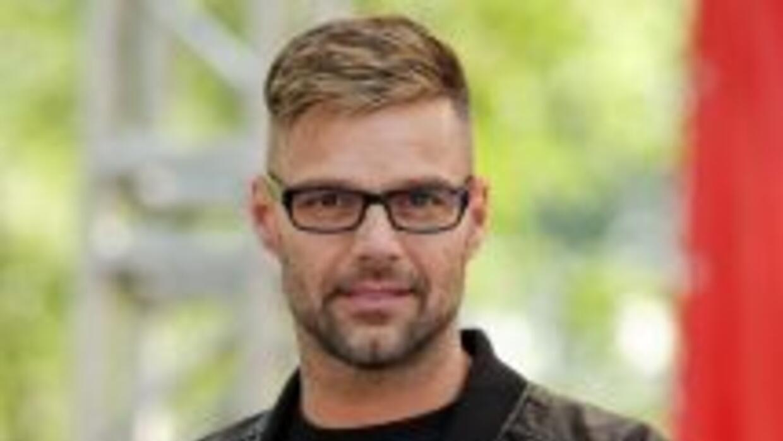 Ricky Martin no se casará este año