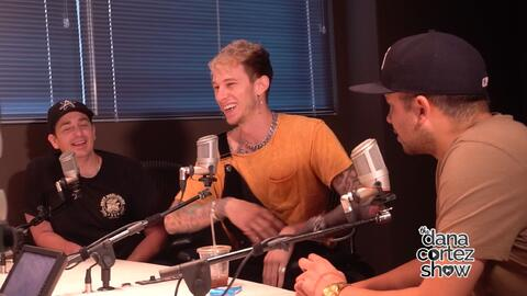 MGK Isn't Partying with Lebron James Anytime Soon
