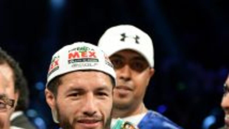 Jhonny González quiere venganza ante Miura.