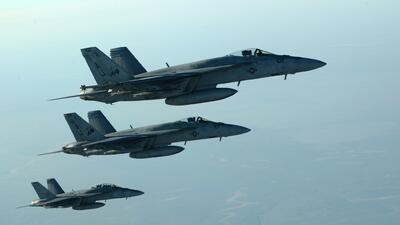 El Reino Unido se une a campaña aérea contra ISIS
