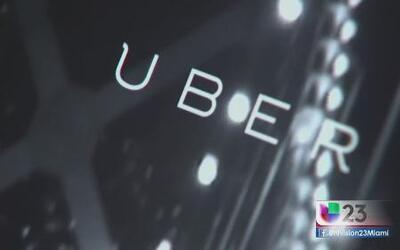 ¿Legalizarán o no a Uber en Miami Dade?