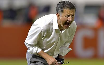 """Juan Carlos Osorio: """"Era un juego en el que había que remangarse y traba..."""