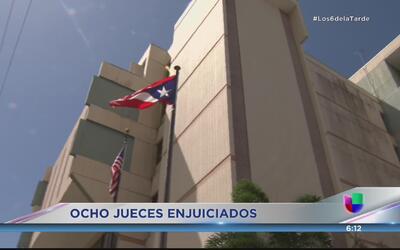 Bajo fuego la judicatura en Puerto Rico