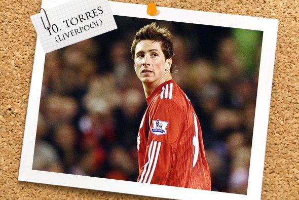 Fernando Torres se reconcilió con el gol y le convirtió do...