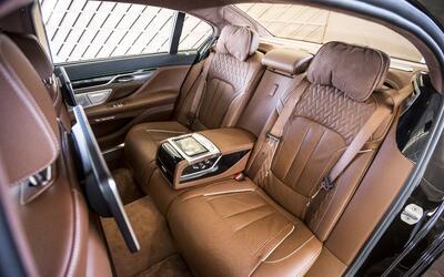 BMW Serie-7 2016