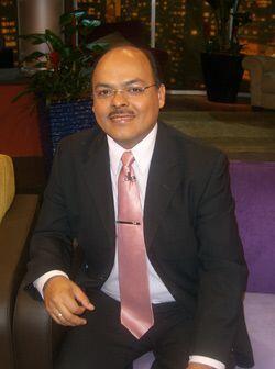 Daniel Muñoz es un investigador de fenómenos paranormales...