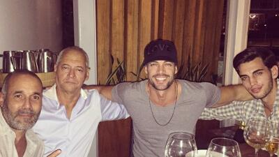 William Levy y su tío