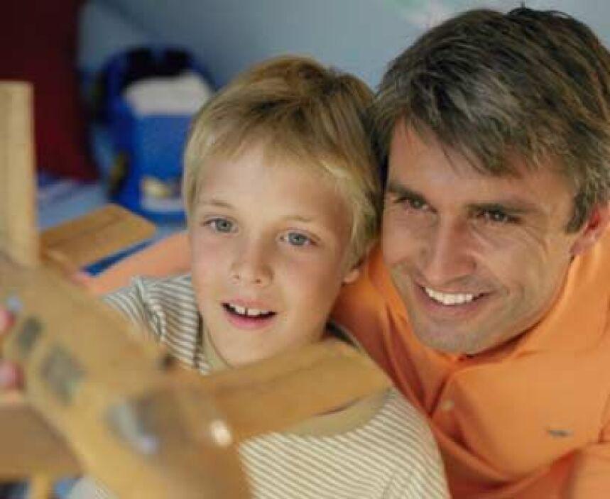 La búsqueda de mentoresEl paso primordial que los padres tienen que segu...