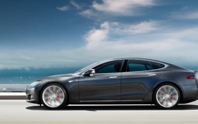 El Tesla Model S es hoy el vehículo más vendido del fabricate de autos e...