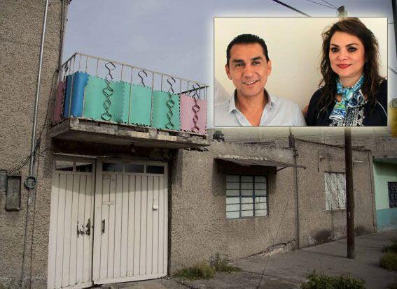 Una humilde vivienda en Iztapalapa resultó ser el escondite de ex...