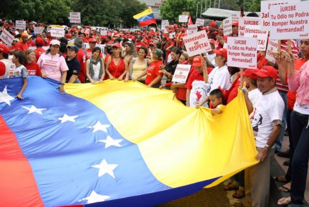 """Luego, el venezolano admitió estar ya revisando sus """"planes de guerra""""."""