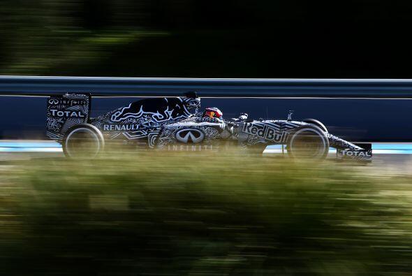 Jerez de la Frontera, España - 04 de febrero: Daniil Kvyat de Rus...