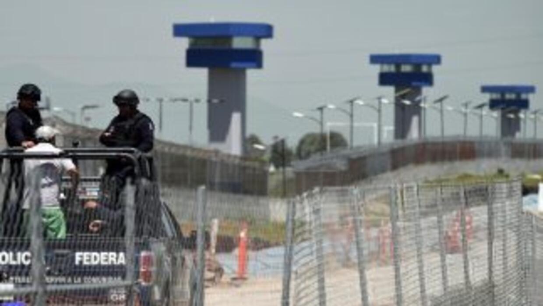 El penal de máxima seguridad del Altiplano, en el municipio mexiquense d...