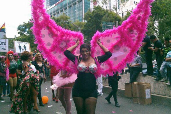 Miles de personas protagonizaron la 36 edición de la marcha del O...