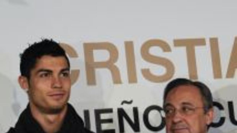 El presidente del Madrid tiene pensado hacer todo lo necesario para que...