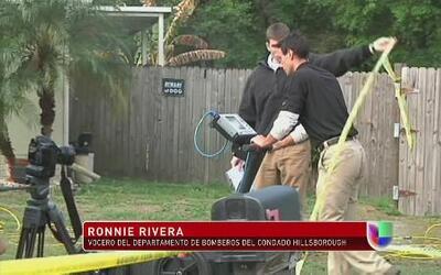 Continúan labores de rescate de hombre al que se tragó la tierra en Florida