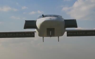 El taxi volador completó completo con éxito su primer vuelo en Alemania