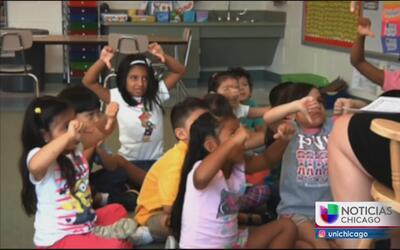 Aumentan oportunidades para niños de preescolar