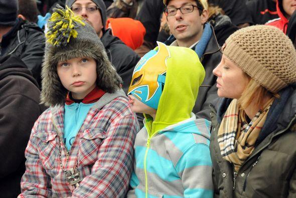 Pero los más vistos son las máscaras. Los niños son de los que más difru...