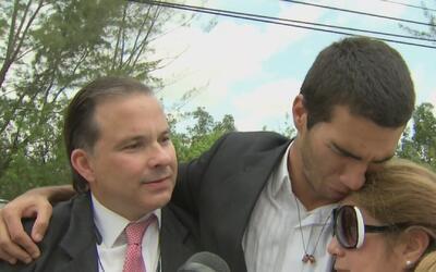 Liberan al joven venezolano que había sido arrestado por ICE en una cita...