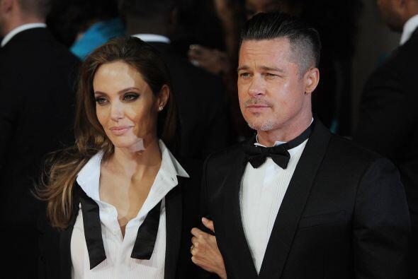 No cabe duda que Angelina Jolie y Brad Pitt siguen siendo la pareja cons...