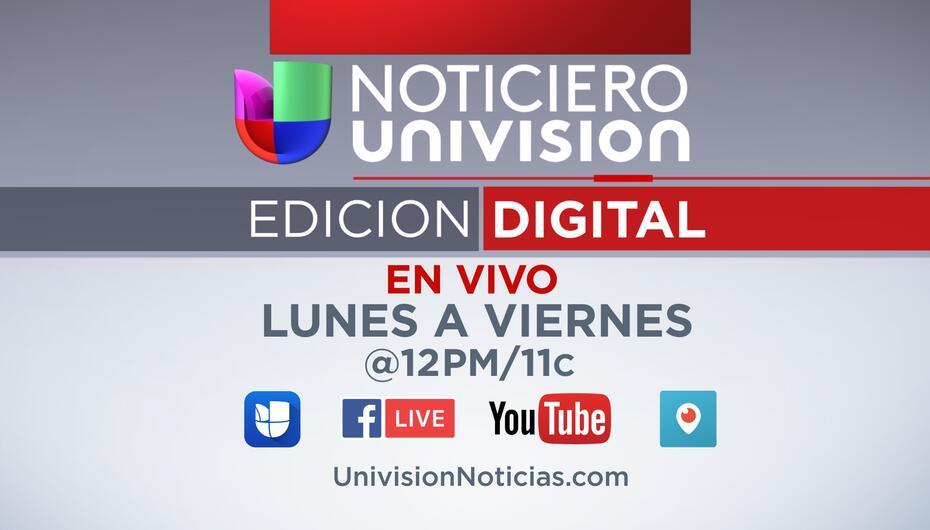 En vivo: Noticias Univision Digital | Noticias NED_SLATE.jpg