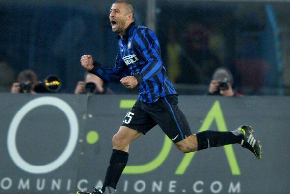 Mejor le ha pintado al Inter, que viene de vencer al Chievo Verona, lo q...