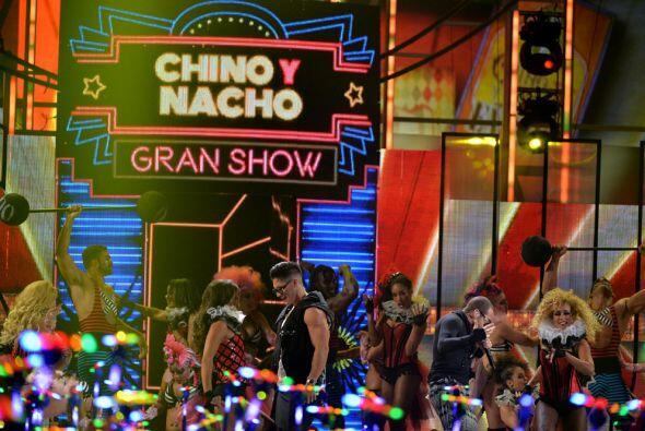 Chino y Nacho demostraron que saben cómo hacer que la fiesta llegue al c...